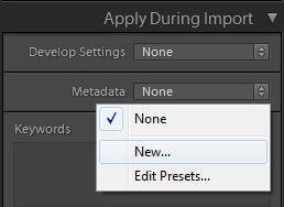 lightroom-metadata-copyright-preset-import
