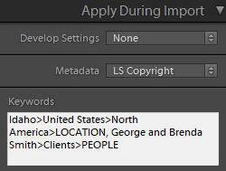 lightroom-import-keyword-hierarchy-multiple