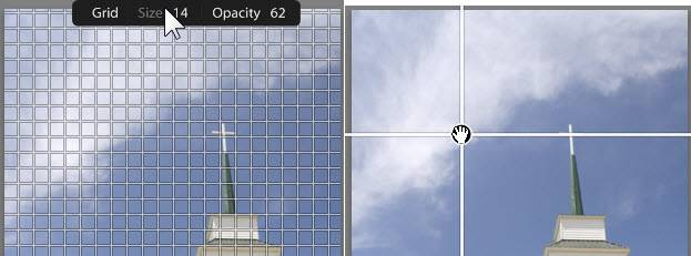 lightroom 5 grid guides overlay