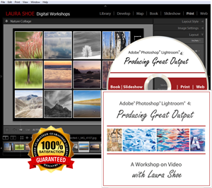 Lightroom 4: Producing Great Output