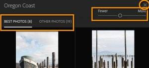 Lightroom Web Best Photos Results