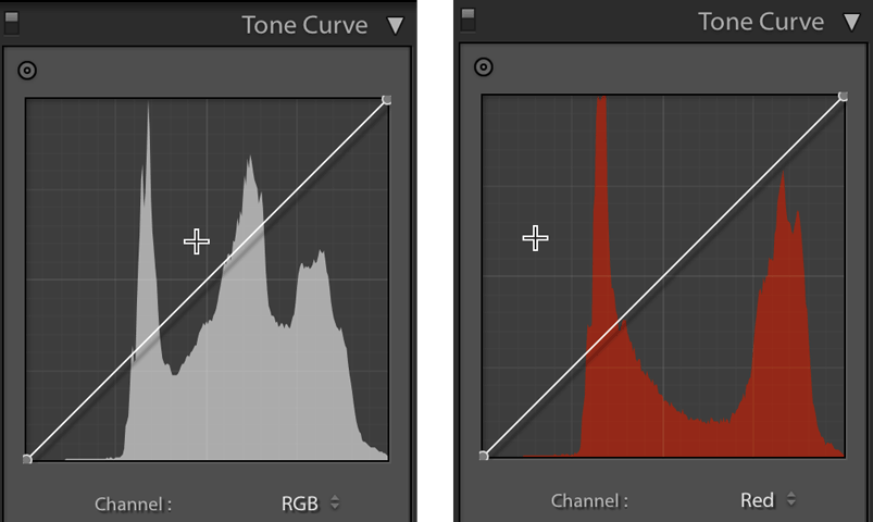 Lightroom Classic Tone Curve is Brighter in 7.3!