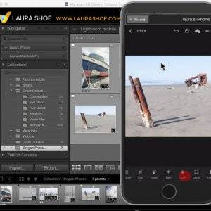 Introduction to Lightroom CC Mobile and Web