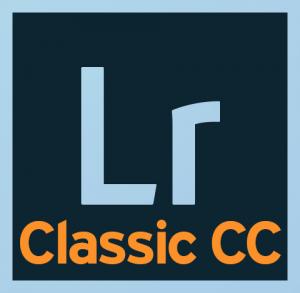 LR Classic CC Logo with name