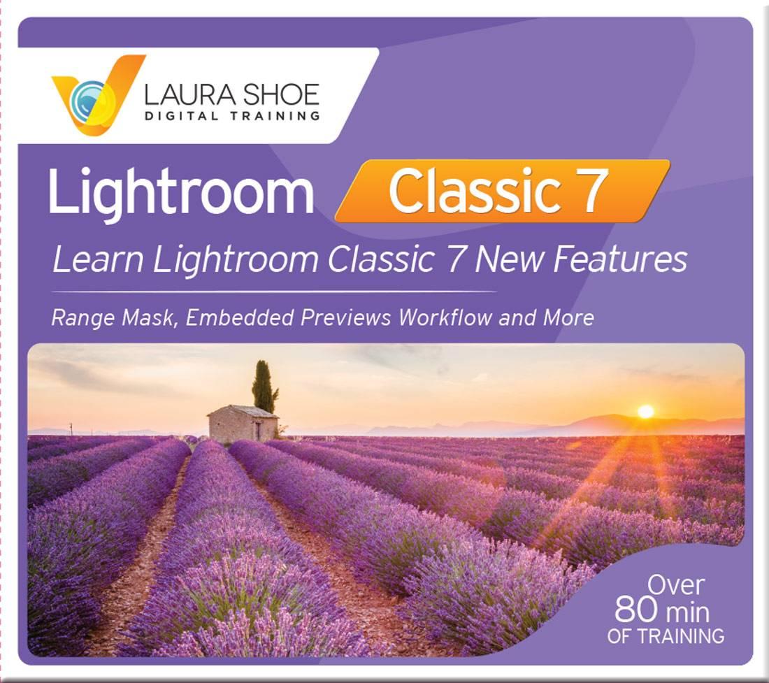 Lightroom Classic New Feature Video Tutorials
