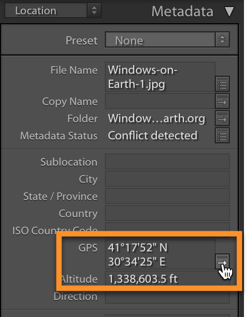 Users of Old Versions of Lightroom: Say Goodbye to the Map
