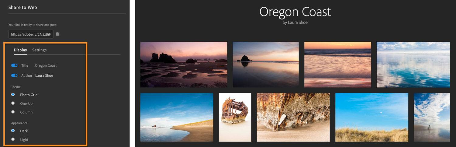 Learn what's new in Lightroom CC