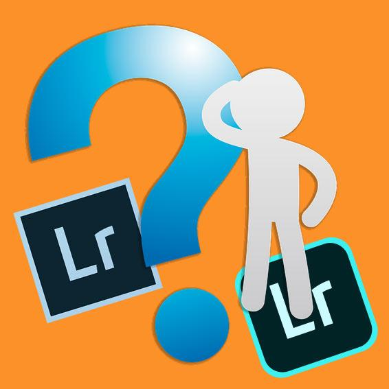 Confusion Over Lightroom Names