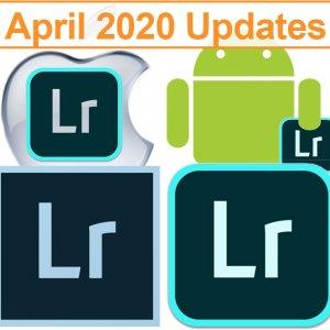 What's New in April 2020 Lightroom Updates