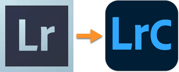 Adobe Changes the Logo for Lightroom Classic