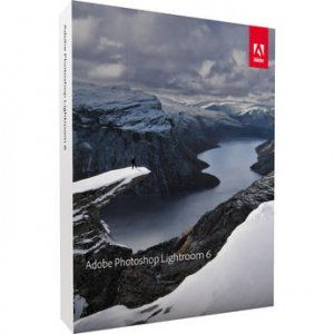 Lightroom 6 box